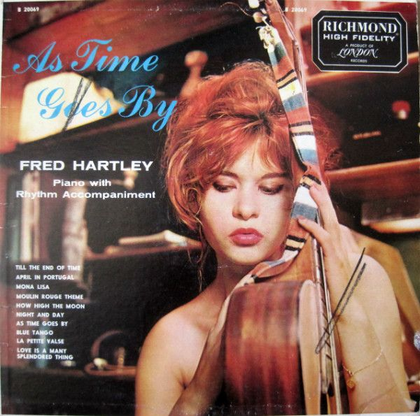Fred Hartley - As Time Goes By at Discogs