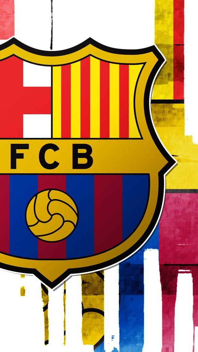 ↑↑TAP AND GET THE FREE APP! Football Barca Barcelona Logo Champions League Final 2015 Winner HD iPhone 5 Wallpaper