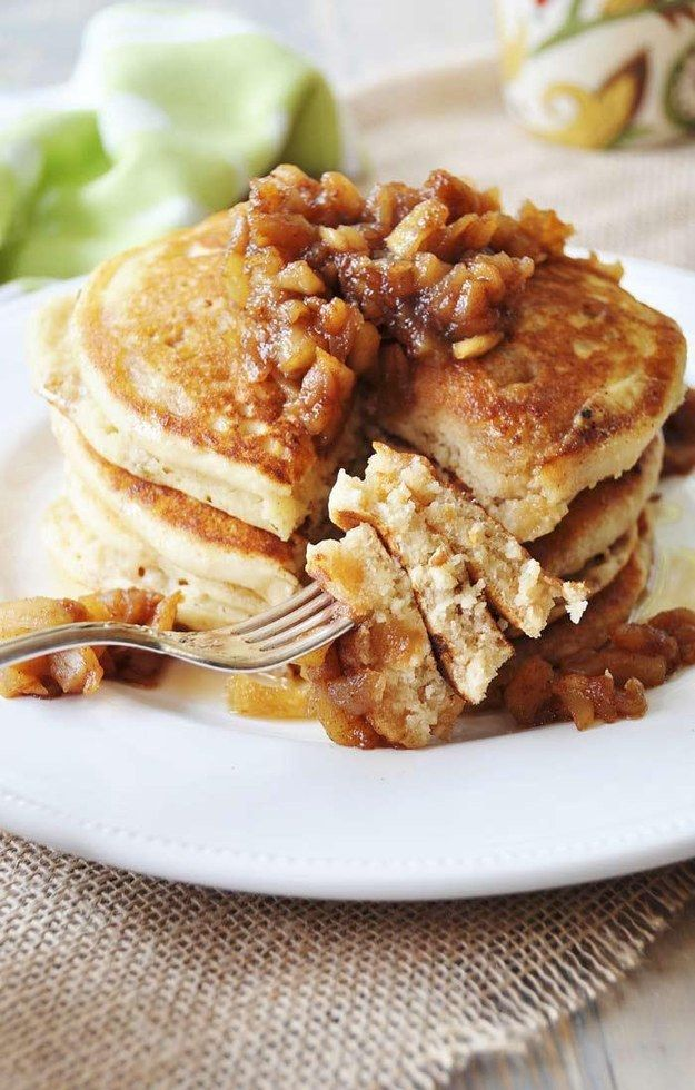 1000+ images about Breakfast Recipes on Pinterest | Vegan pancakes ...