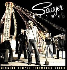 Mission Temple Fireworks Stand [Sawyer Brown] New CD