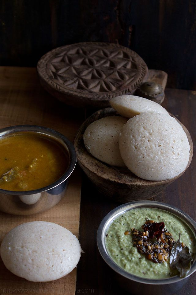idli recipe - how to make soft idlis (step by step idli recipe) Talk about LABOR INTENSIVE! Oh yeah, and I think it requires a PhD in chemistry or something. But YUMM!