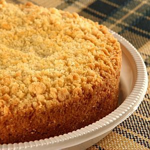 Flavors of Brazil: RECIPE - Apple Coffee Cake (Cuca de Maçã)