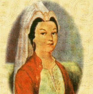 Kanuni Sultan Süleyman'ın Annesi (Ayşe Hafsa Sultan)