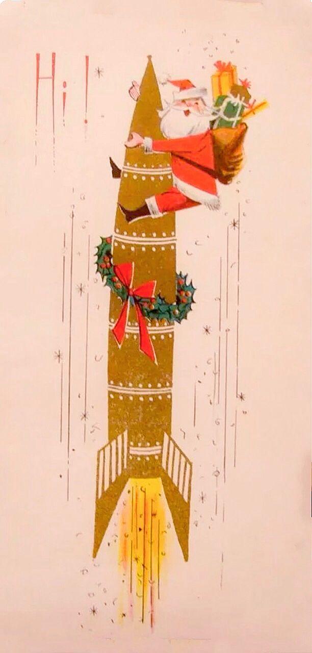 333 Best MID CENTURY MODERN CHRISTMAS Images On Pinterest