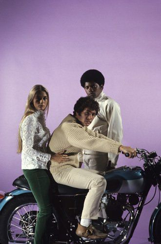 The Mod Squad | Peggy Lipton, Michael Cole and Clarence Williams III