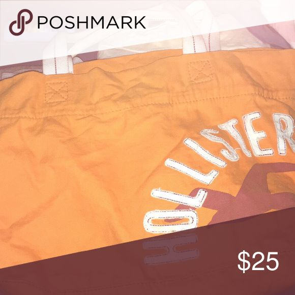 Hollister tote bag Brand new Hollister Bags Totes