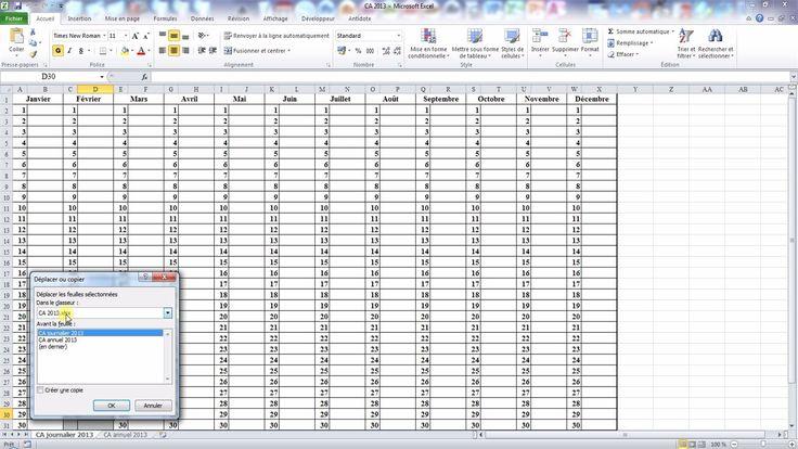 Tutoriel vidéo pour apprendre à gérer les onglets Excel et imprimer un classeur en recto-verso. Comment imprimer 2 feuilles en recto-verso sur Excel ? Comment changer la couleur, protéger une feuille par un mot de passe ou masquer des onglets Excel ? Pour lire ce tutoriel en version texte, rendez-vous sur Votre Assistante : http://www.votreassistante.net/gerer-onglets-excel-et-imprimer-classeur-recto-verso