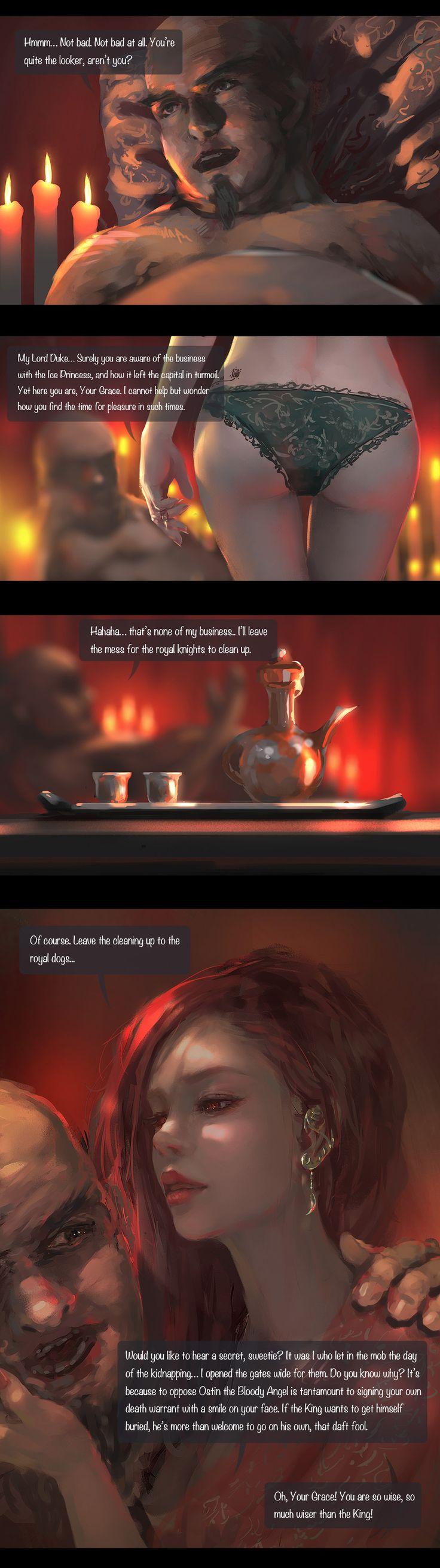 Chapter 5: The Burning rose (Part I) - image