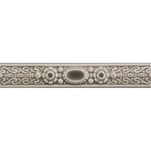 "Florida Tile Streamline 1"" x 6"" Camo Decorative Listellos"