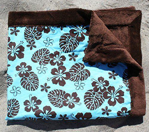 Hawaiian Beach Blanket: 7 Best Hawaiian Baby Blanket Images On Pinterest