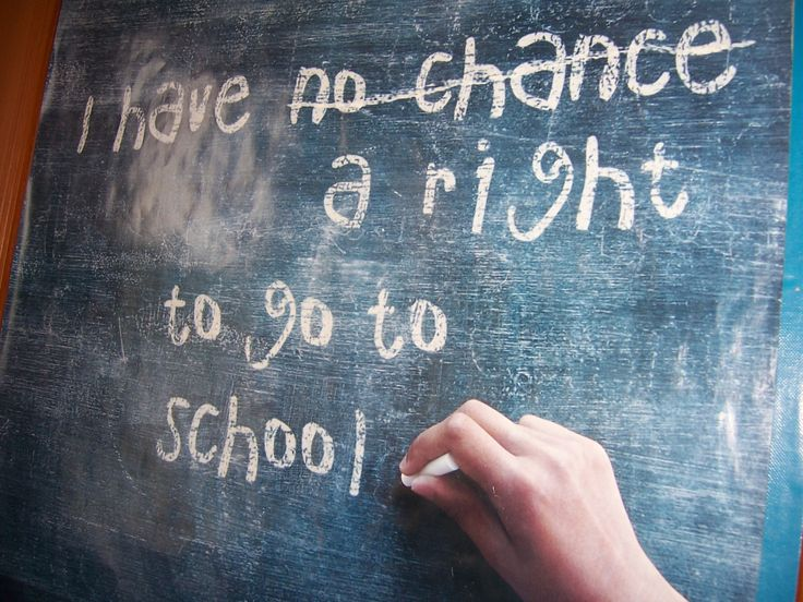 The Right to Go to School | Picturing Education For All