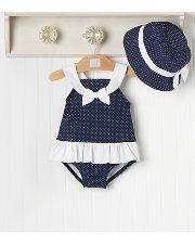 Cute future daughter outfit! (Janie and Jack - Layette Girl 0-18 months - Infant Clothes, Newborn Clothes, Baby Clothing and Newborn Clothing at Janie and Jack)