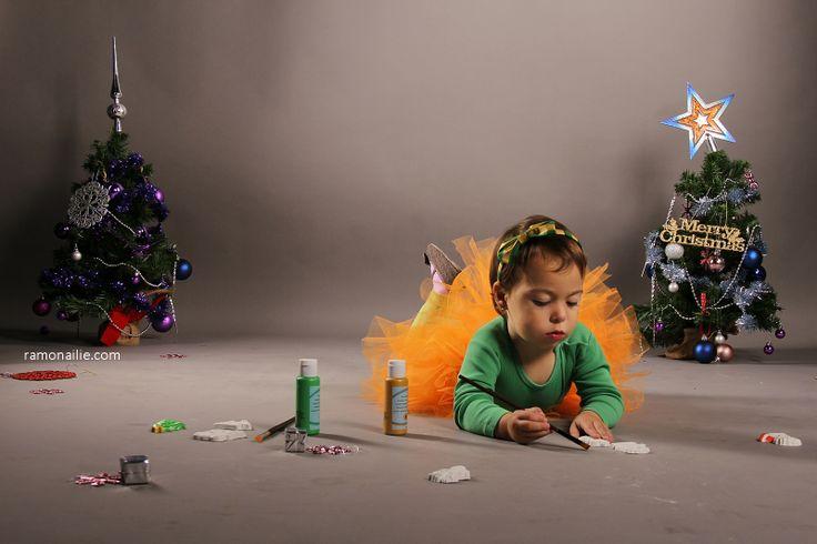 Photo Session for Christmas - Elise ♥