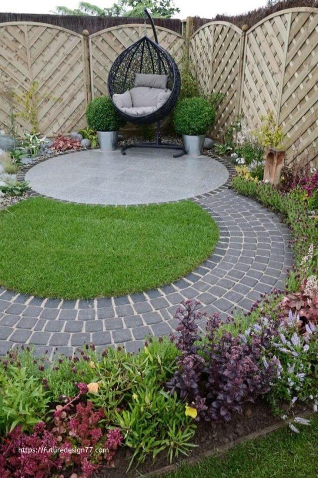 Garden Design How To Design A Small Garden Futuredesign77 Com Circular Garden Design Garden Landscaping Diy Small Garden