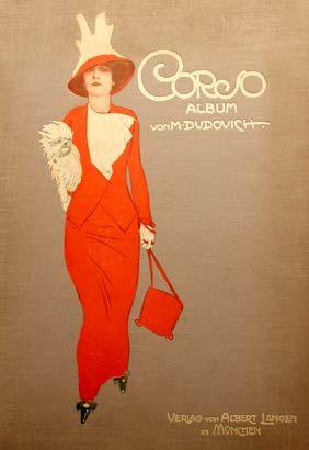 Album Corso - Marcello Dudovich
