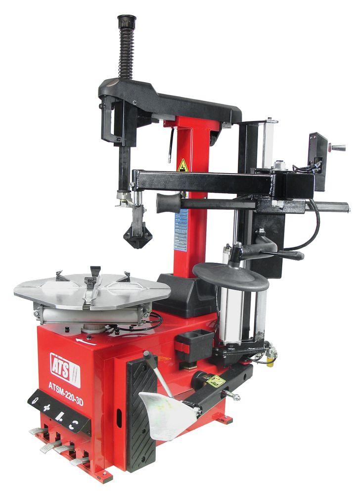 Montażownica do kół ATS W-620. Profesjonalna montażownica automatyczna do zakładów wulkanizacyjnych