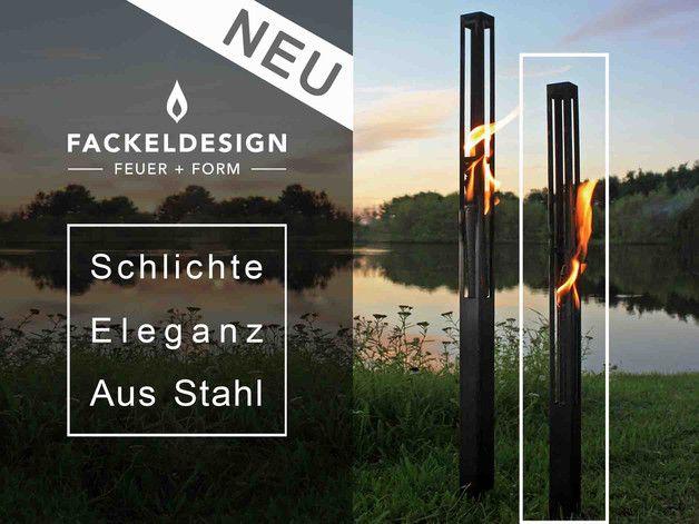 """Wir freuen uns sehr über dein Interesse an unseren Fackeldesigns!  Nach einem schönen Bericht in der """"Landlust- Zeitschrift"""" im Oktober 2015 und nach der Empfehlung unserer Fackeldesigns im..."""