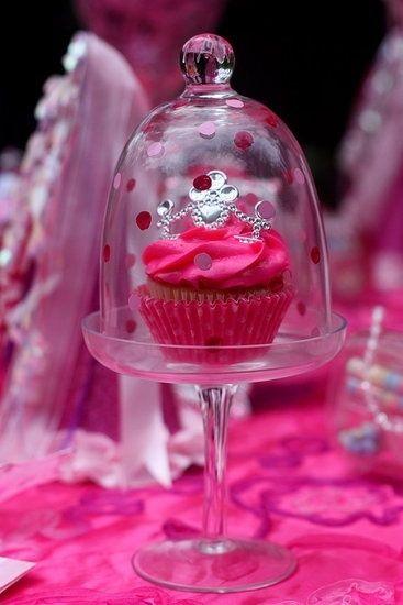 Pink princess Cupcake ✿⊱╮