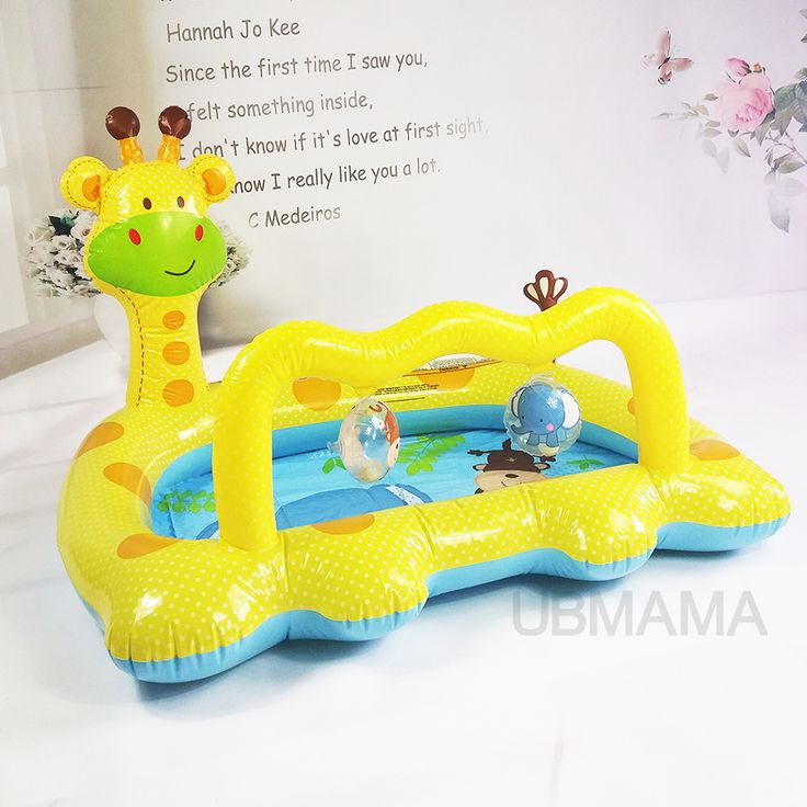 >> Click to Buy << 112*91*92cm Multi-function Outdoor Inflatable Swimming Water Pool Home Use Children Cartoon Game Playground Piscina Bebe Zwembad #Affiliate
