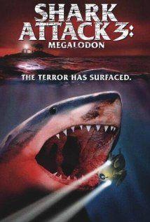 Shark Attack 3 :Megalodon. Movie. Worth. 2002.