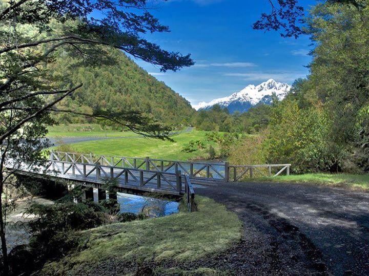 Parque Pumalin, Chaiten, Chile.