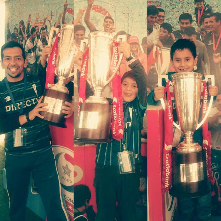 Campeón  clausura 2015-2016