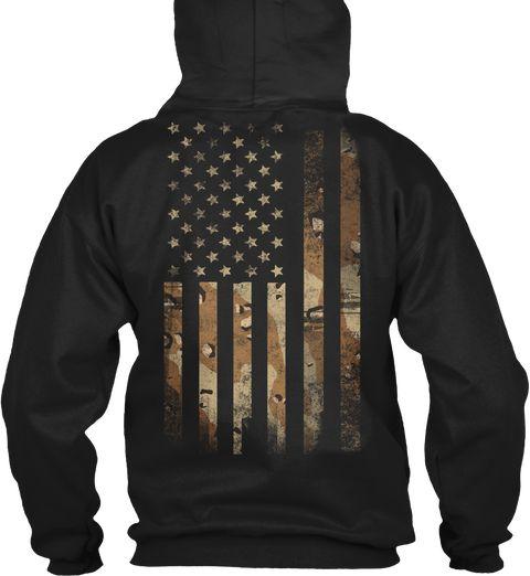 CAMO USA FLAG