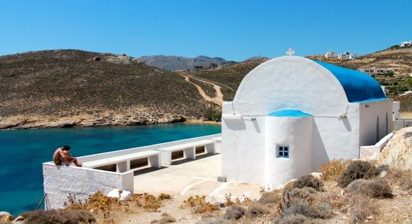Tenderness in Serifos island