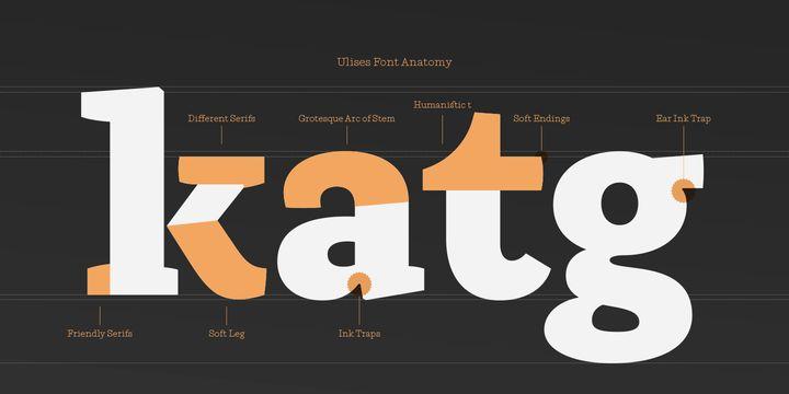Ulises - Webfont & Desktop font « MyFonts