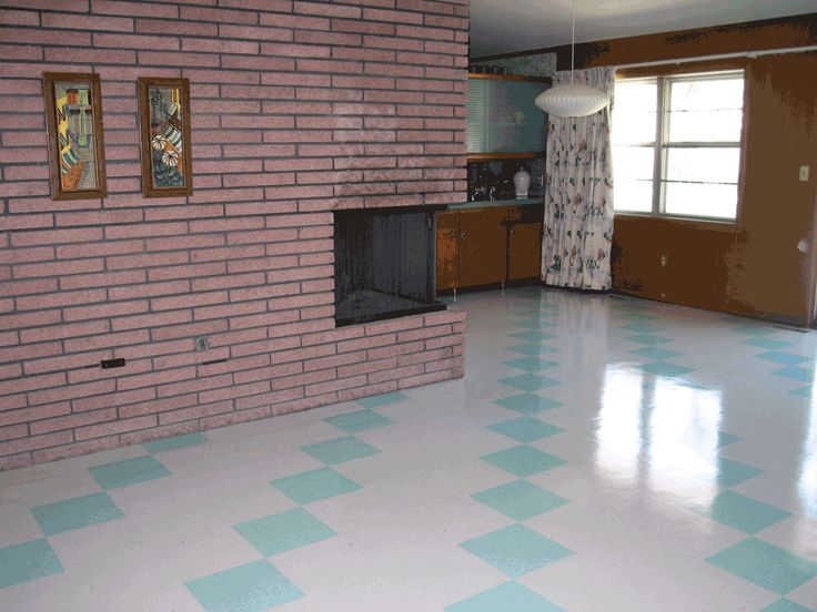 Outstanding Vintage 1950 Kitchen Tile Flooring Designs From Design Ideas And Picture