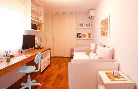 Area de estudio, escritorio