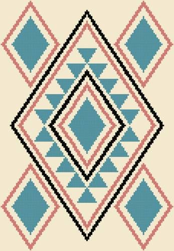 Native American Designs and Patterns | ... designs by susan saltzgiver more in this series western designs 1 2