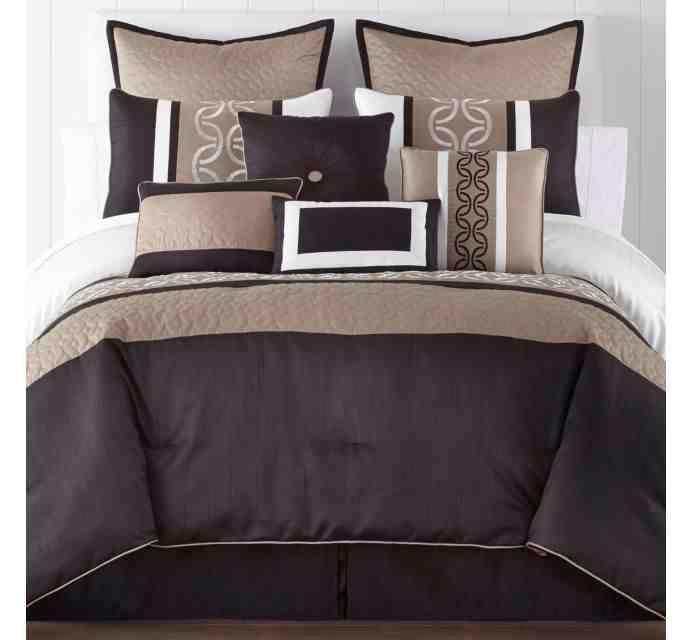 Home Expressions Cambria 10 Pc Comforter Set Decor