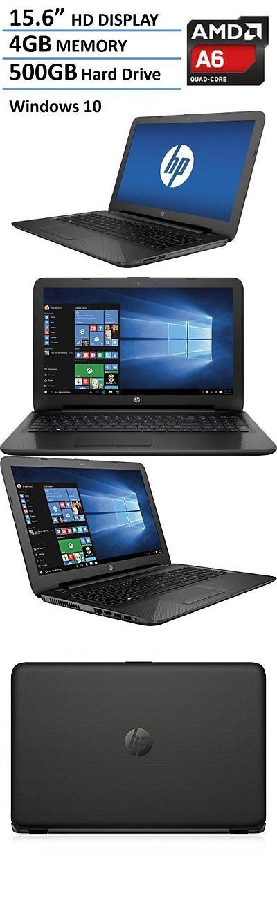 general for sale: Hp Pavilion 15 15.6-Inch Laptop (Amd Quad-Core A6-5200 , 4Gb Ram, 500Gb Hdd BUY IT NOW ONLY: $269.66