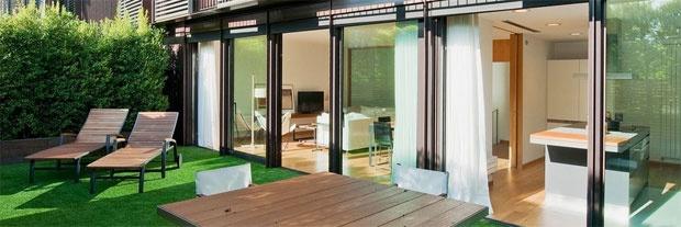 La nueva casa de Messi en Barcelona