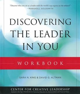Discovering the Leader in You Workbook.    Once you have completed the exercises and tasks outlined in the workbook, you will be able to 1) clarify your purpose for leading, based on a clear leadership vision and a core set of values, 2) articulate your leadership strengths and areas for development, 3) understand who you are as a leader in the context of both your work and your personal life, and 4) determine when and why you feel unclear or stuck in your #leadership journey. $28.00