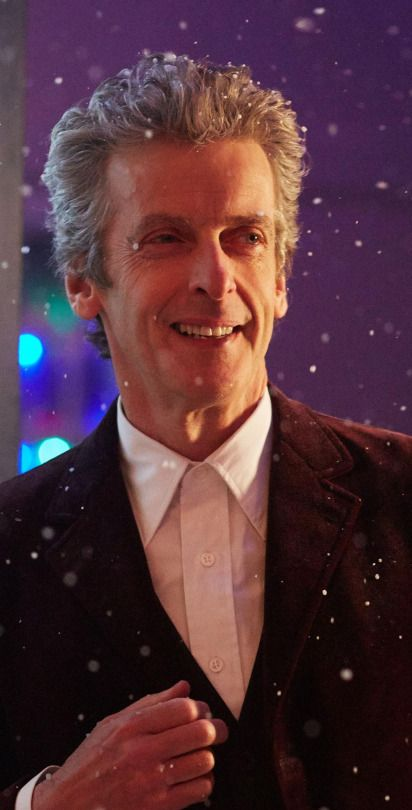 ksc Such a great still of Peter Capaldi from the 2015 X-Mas special THORS ☺♥♥