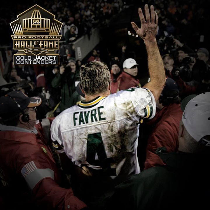 In his first year of eligibility, 11-time Pro Bowler Brett Favre is a Pro Football Hall of Fame nominee!