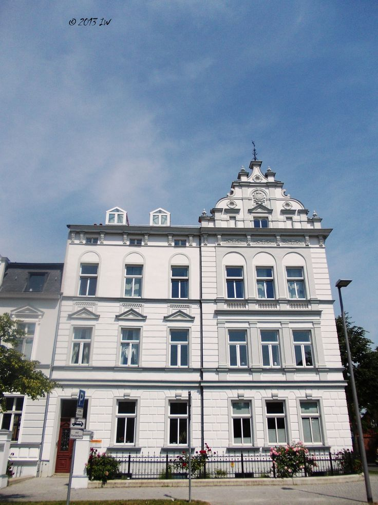 A Former Hansa Town With A Rich Architecture The City Is
