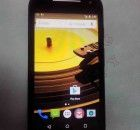 moto e 2nd gen front lighted image