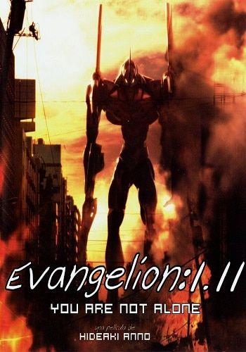 """Evangelion 1.11 [2007][Latino][BD25] - CineFire.Tk Evangelion es una obra maestra de la ciencia ficción animada. Su creador """"Hideaki Anno"""", reinventa los primeros 6 episodios del anime original con algunas variaciones a la trama, así nace Evangelion 1.11; Shinji Ikari un niño tímido y retraido, llega a Tokyo-3 buscando a su padre, justo cuando un cuarto ángel ataca la ciudad. Misato consigue llegar hasta el niño logrando apenas alcanzar el Geofront para unirse a la defensa. La primera prue"""