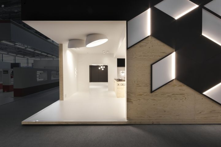 Light + Building 2014 Frankfurt – Delta Light