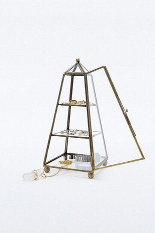 Magical Thinking - Présentoir à bijoux pyramidal à étagères
