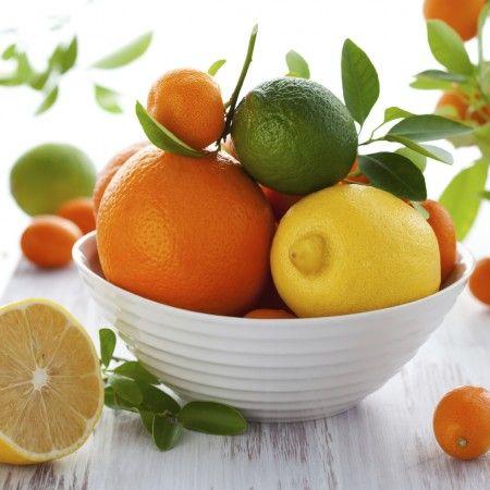 The Freshness of Citrus - Recipes using Citrus- Cuisinicity