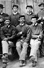 Court Martial Cases  in the Union Army during the Civil War