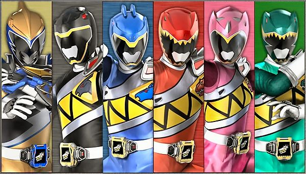 Casting rumors for the Nickelodeon and Saban series Power Rangers Dino Charge.