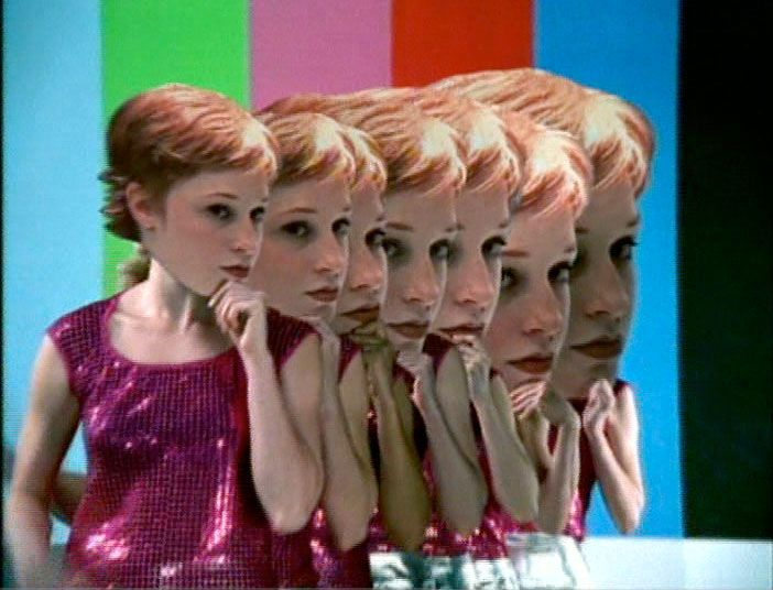 """Still from The Chemical Brothers' """"Let Forever Be,"""" directed by Michel Gondry"""