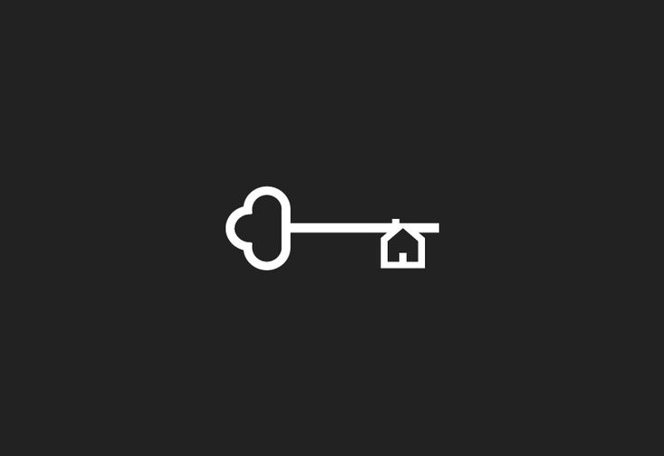 Logo design by Richard Baird for property management resource Letcloud