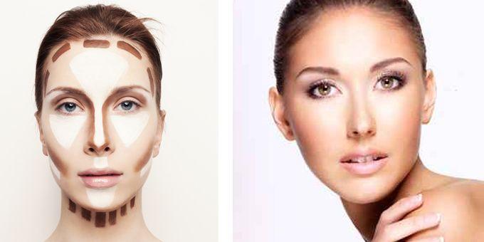 #bellezza : Contouring e highlighting: l'arte di scolpire il viso con il trucco, un Tutorial completo per camuffare tutti i nostri difetti, pronte?http://www.sfilate.it/237652/contouring-highlighting-larte-scolpire-viso-trucco