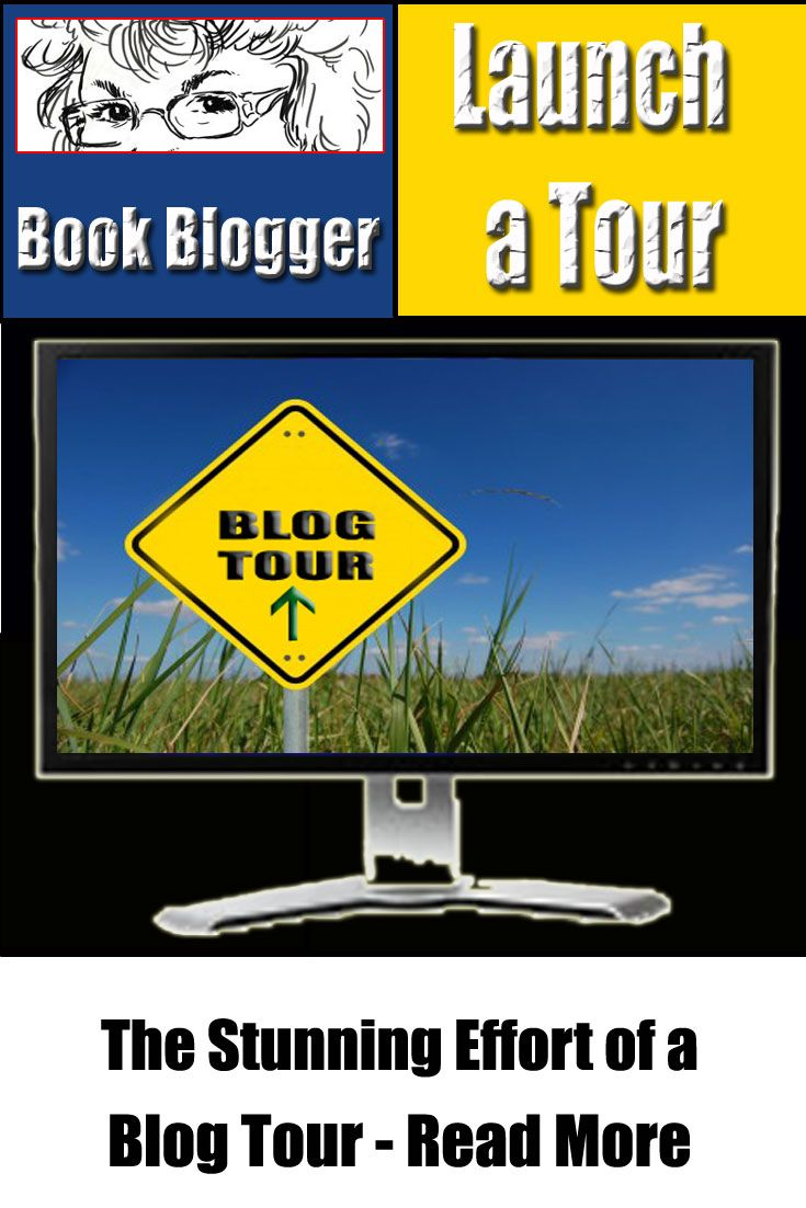 Launch your own book blog tour? Maybe...